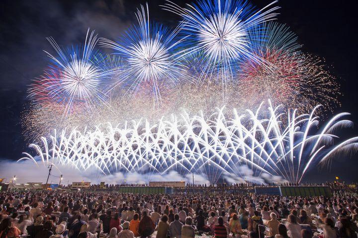 【終了】日本三大花火大会!秋田県にて「大曲の花火」今年も開催