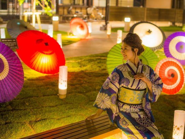 """【終了】ライトアップされた""""海の京都""""へ!「天橋立まち灯り」今年も開催"""
