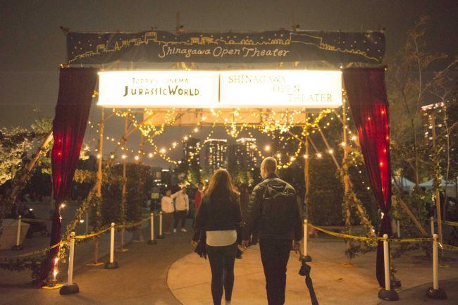 【終了】広がるフォトジェ空間!品川シーズンテラスで「品川オープンシアター」今年も開催