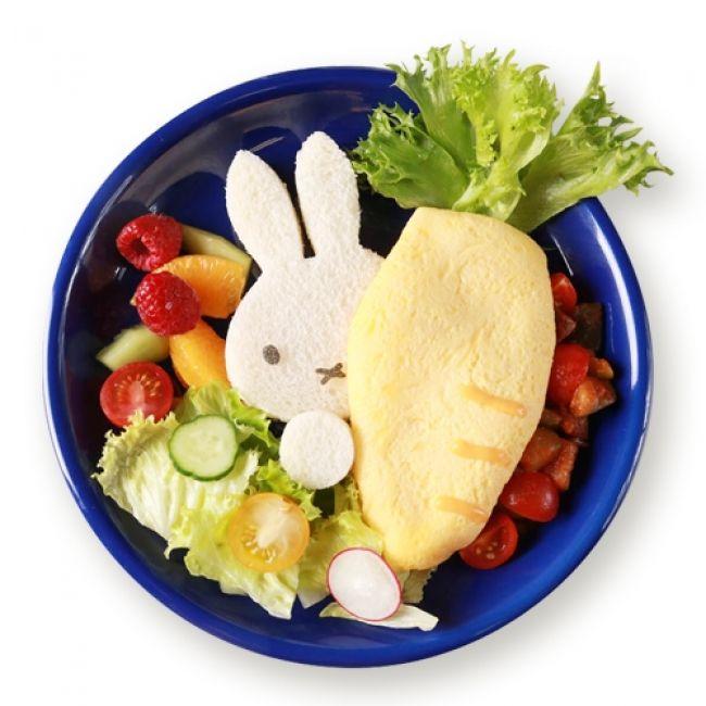 【終了】ミッフィーが可愛い料理に!そごう千葉店に「ミッフィーレッカーカフェ」OPEN