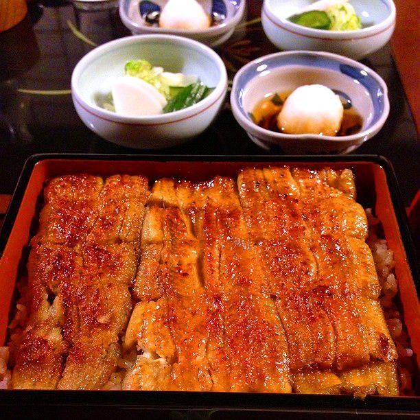 値の張る鰻だってお得ランチで幸福感倍増!東京都内の人気「うなぎランチ」まとめ