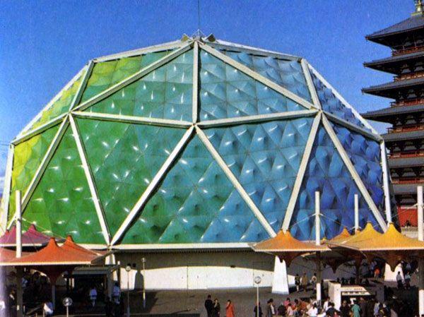 懐かしの大阪万博(EXPO'70)にタイムトラベル。国内パビリオン15選