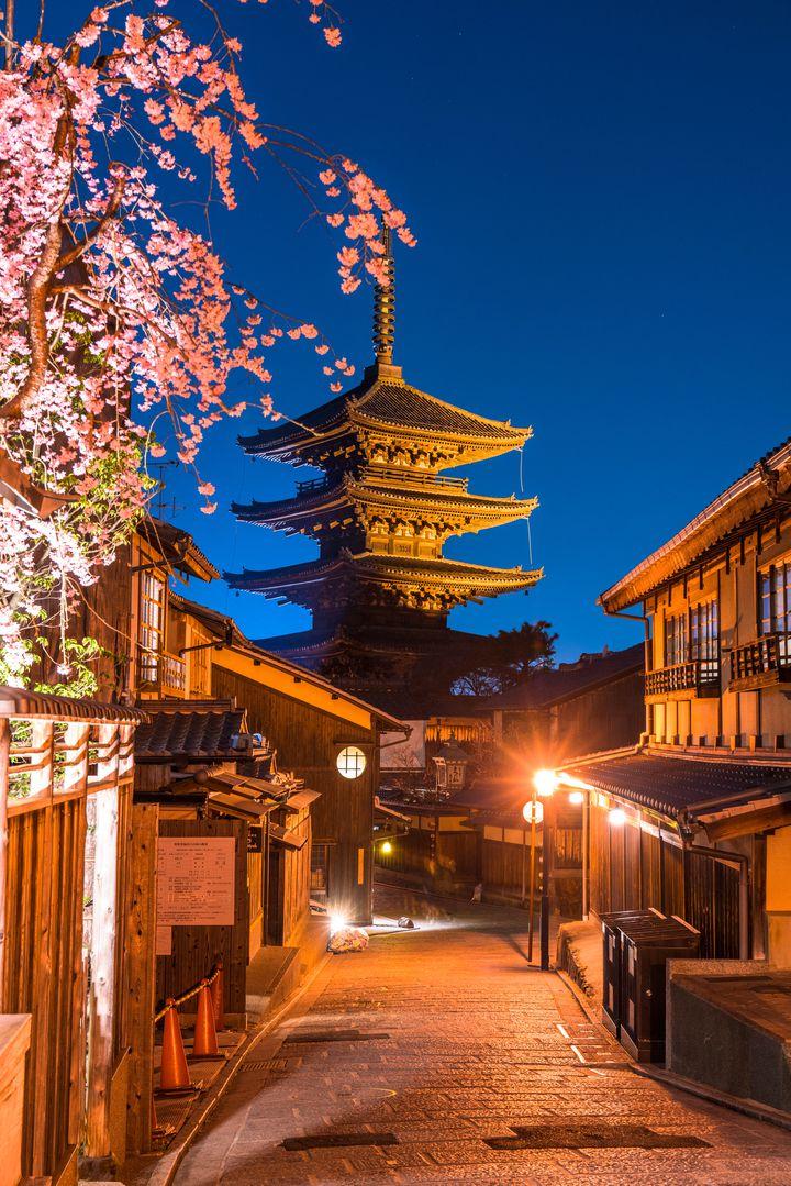 忘れられない夜を京都で。京都の夜に行くべきおすすめデートスポット10選