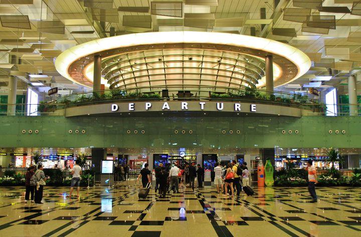 時間を忘れて遊び尽くせる!シンガポール・チャンギ空港が楽しすぎるとの噂