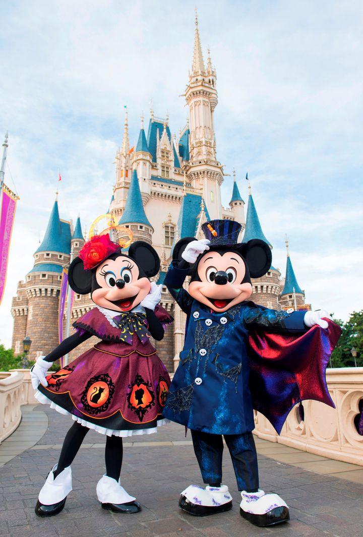 【終了】今年初登場のパレードも!「ディズニー・ハロウィーン」開催