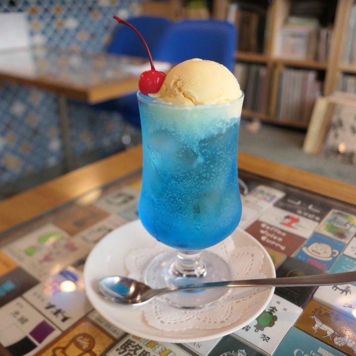 """青春を味わう夏の風物詩。大阪・京都の""""かわいいクリームソーダ""""15選"""