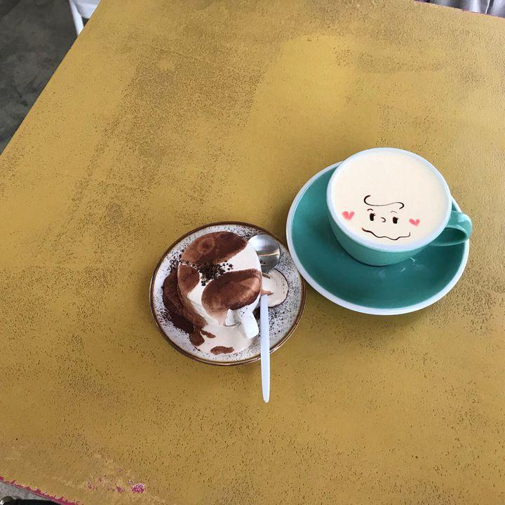 クリームアートが可愛いと話題のカフェ!韓国「C.Through cafe」をご紹介