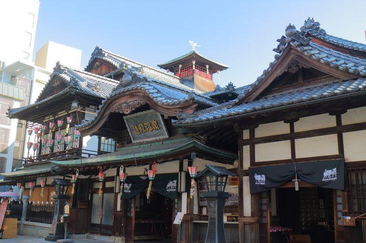 日本にもあった千と千尋のモデル地!道後温泉ってどんなとこ…?