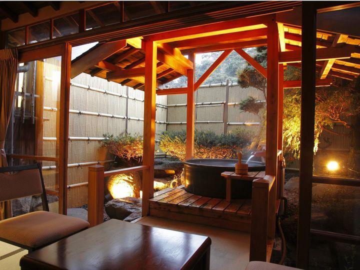 文化財客室で過ごす、うっとり贅沢な時間。鳥取・三朝温泉「旅館 大橋」をご紹介