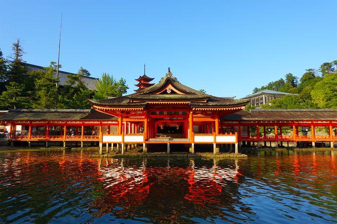 1度は行って見たい!世界文化遺産 宮島 嚴島神社の10の魅力まとめ