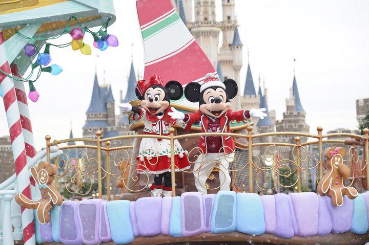 【開催中】Happiestな1日を。東京ディズニーリゾートで「ディズニー・クリスマス」開催