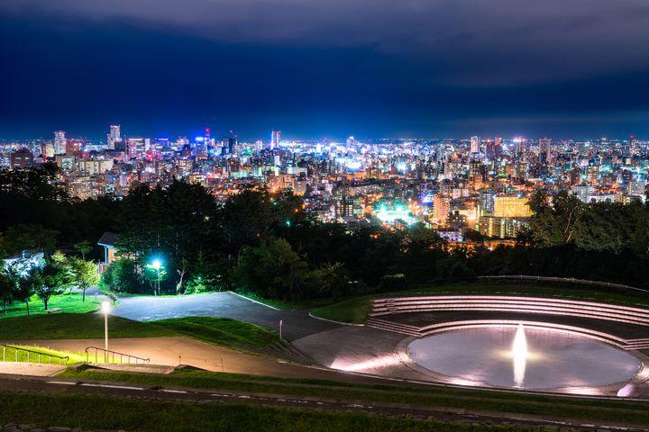 札幌の街を見渡す!北海道「旭山記念公園」でしたい5つのこと