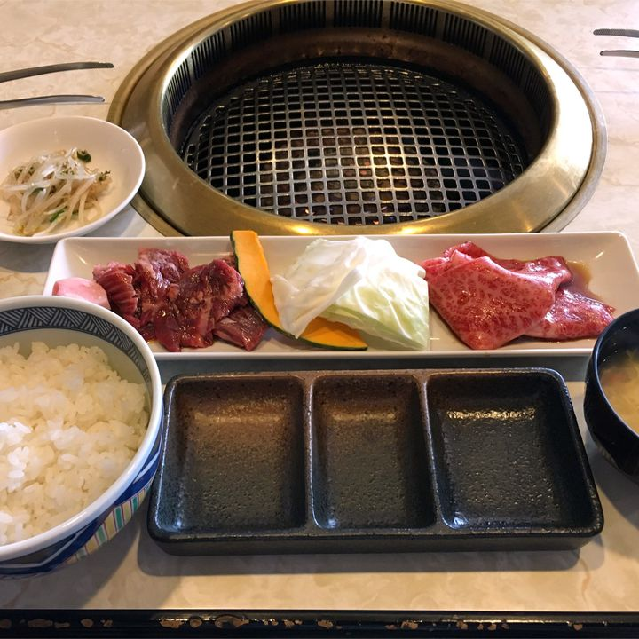 岡山 焼肉 ランチ