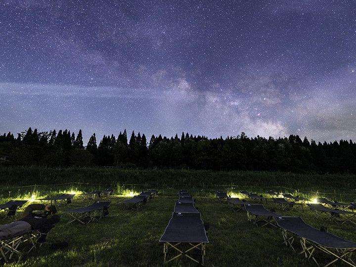 """流星群を見に行こう!日本全国の""""満天の星空を満喫できる""""絶景宿15選"""