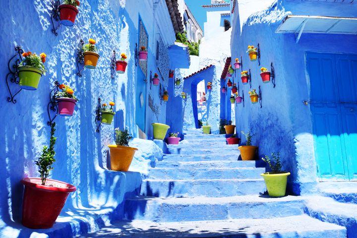 人気スポットを厳選!一生心に残るスペイン&モロッコ周遊の旅10日間