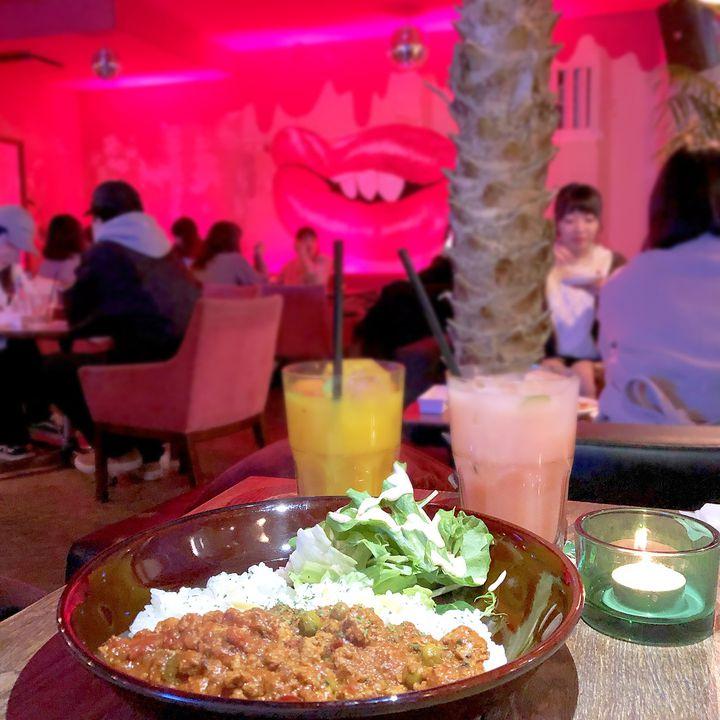 ピンク×カフェでポップでかわいい世界へ!東京都内のピンクカフェ7選