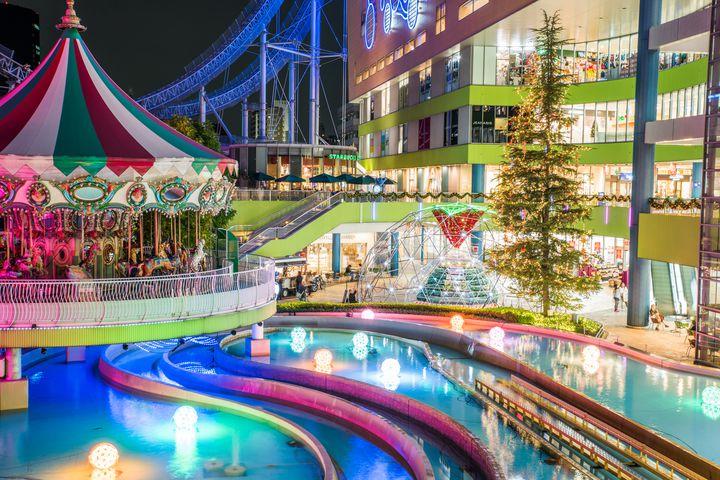 遊園地も温泉もいいとこどり!ラクーアデートで行くべきスポット10選