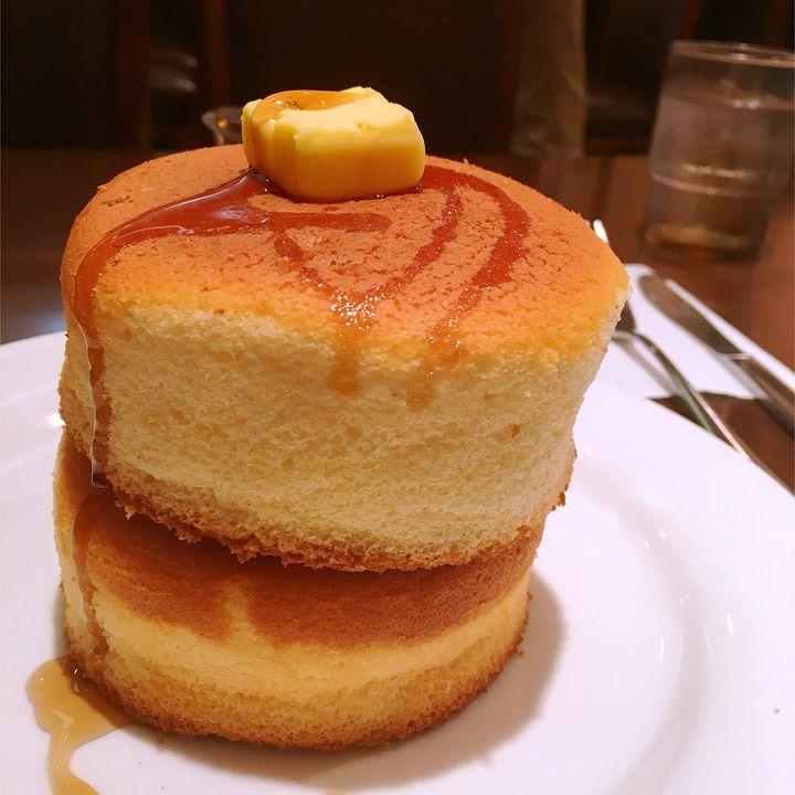 極厚ふわふわホットケーキ。池袋「ル・ポワール」で幸せ気分を味わおう