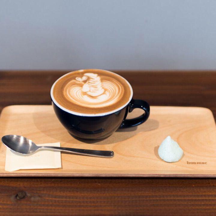 芸術のようなラテアート!金沢「サニーベルコーヒー」には魅力がたっぷり