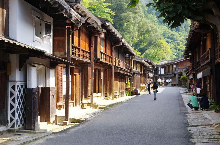 日本で一番美しい村はココ!長野県南木曽町(なぎそまち)の観光スポット5選