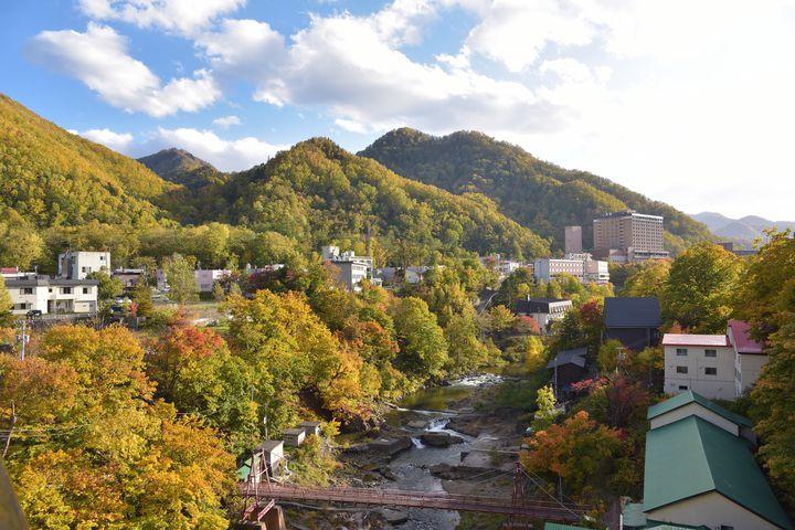 定山渓のおすすめ観光地7選!札幌からアクセスしやすいスポットをご紹介
