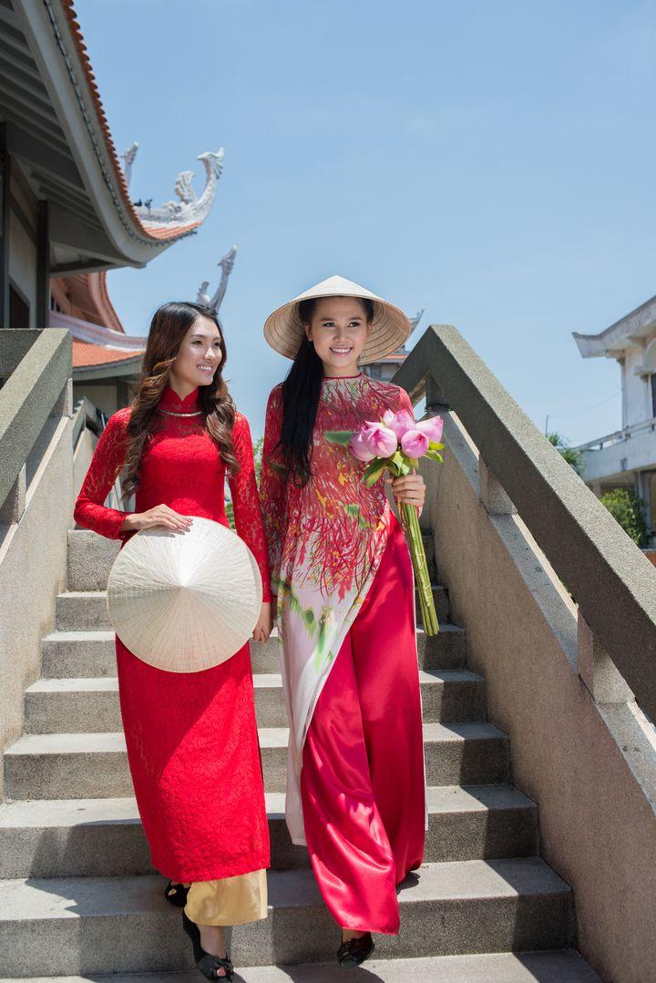 女性が奇麗に見える世界No1!ベトナムの民族衣装アオザイの全てが分かる5選
