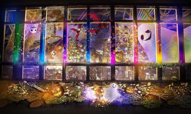 【終了】東京タワーがお化け屋敷に!ネイキッドによるハロウィン限定夜景イベント開催