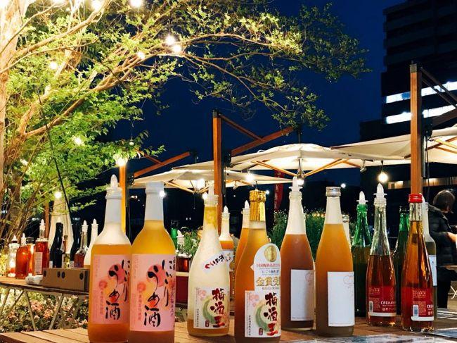 全国酒蔵の梅酒が勢揃い!上野公園で「全国 梅酒まつりin東京2018」開催 メイン画像