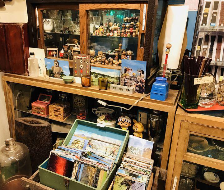 自分だけのお気に入りを。西荻窪でおすすめのアンティークショップ&雑貨店7選