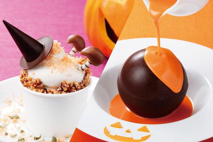 【終了】横浜チョコレートファクトリー&ミュージアムに「ハロウィン限定スイーツ」登場