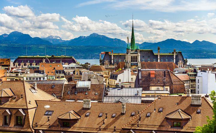 留学経験者が教える!スイス「ローザンヌ」の外せない観光スポット7選