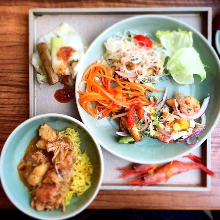 おいしいエスニック料理を食べよう!大阪で人気のタイ料理7選