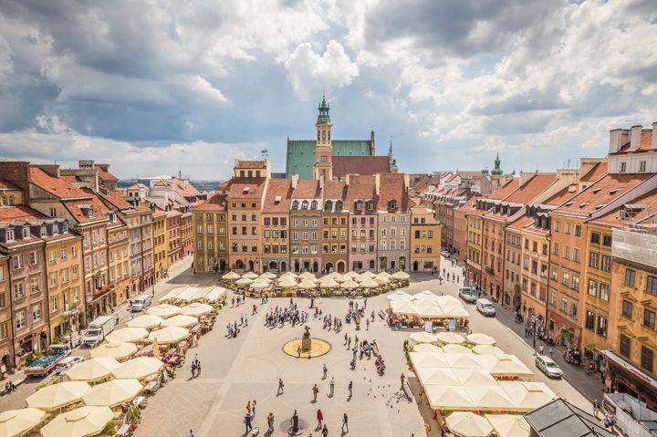 ポーランドの玄関。首都ワルシャワ観光でしたい7つのこと