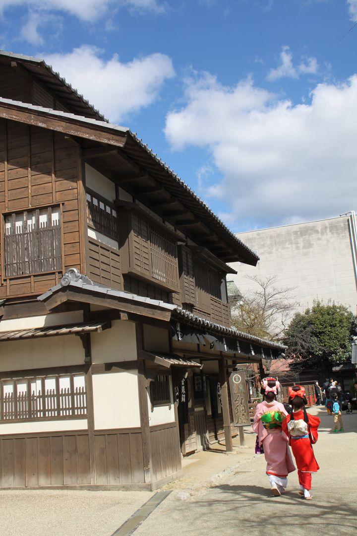 これぞ日本のハリウッド!「東映太秦映画村」でしたい7つのこと