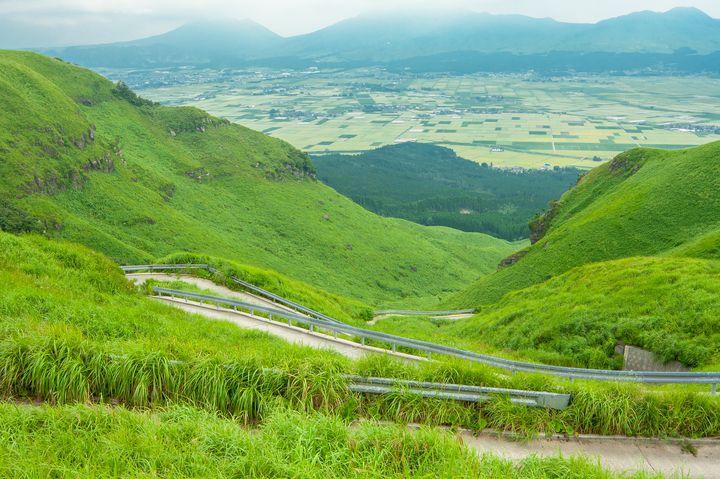 日本を代表する絶景街道をゆく。『やまなみハイウェイ』の絶景ドライブが爽快すぎた