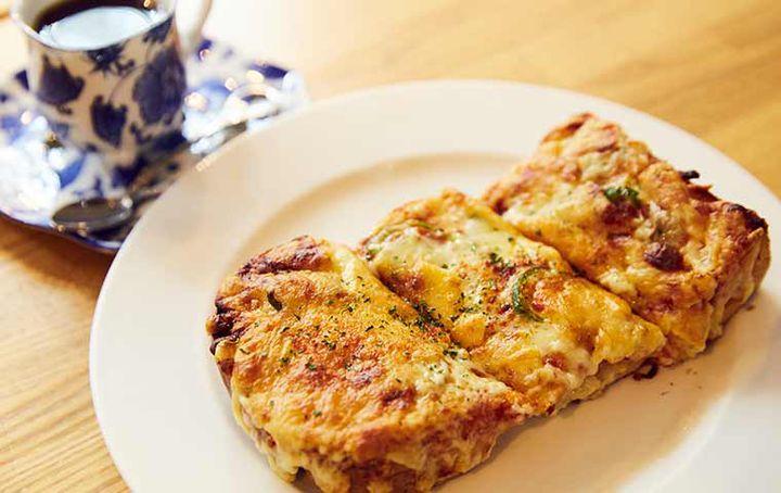 レトロな雰囲気を堪能。都内で「ピザトースト」が味わえる喫茶店7選