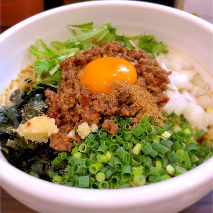 お好みはどれ?関西で出会える美味しい「台湾まぜそば」のお店7選