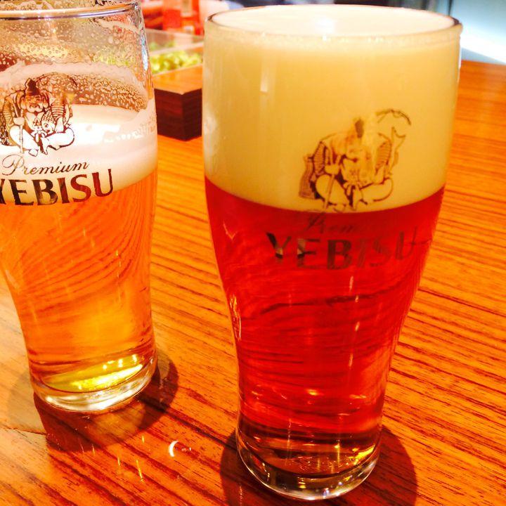 ビール好きにはたまらない最高の1杯を「エビスビール記念館」で飲む!