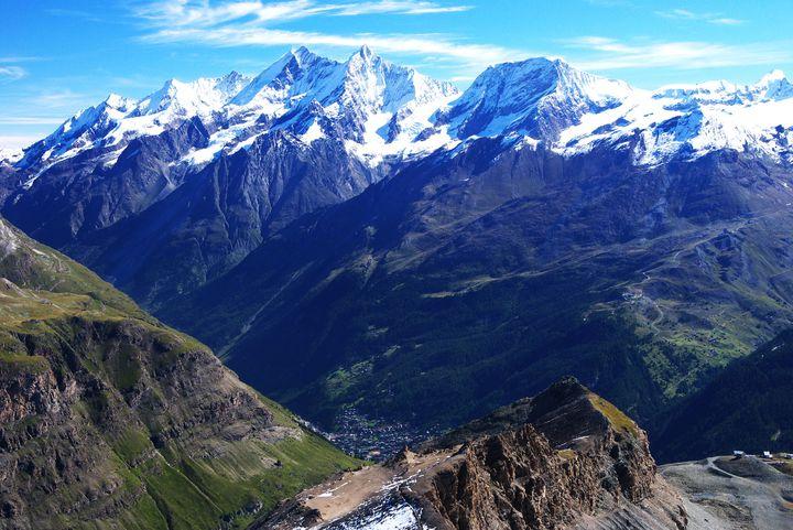 いざ絶景を眺め尽くす旅へ!ツェルマットのオススメ観光スポット7選