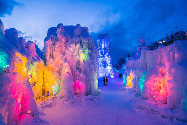 冬の夜は明るく、そしてあたたかい。北海道・東北地方の「イルミネーション」まとめ