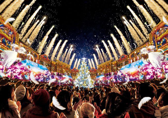冬のワクワクはここから。関西地方で行きたい「クリスマスイベント&スポット」8選