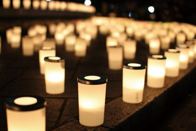 【終了】約2,000個のキャンドルが煌めく世界。「キャンドルナイト」滋賀で開催