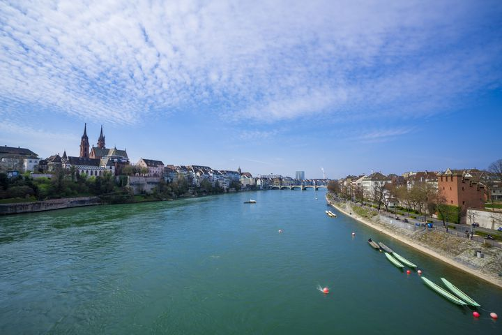 ヨーロッパ人が憧れる穴場観光都市!スイス・バーゼルの楽しみ方7選