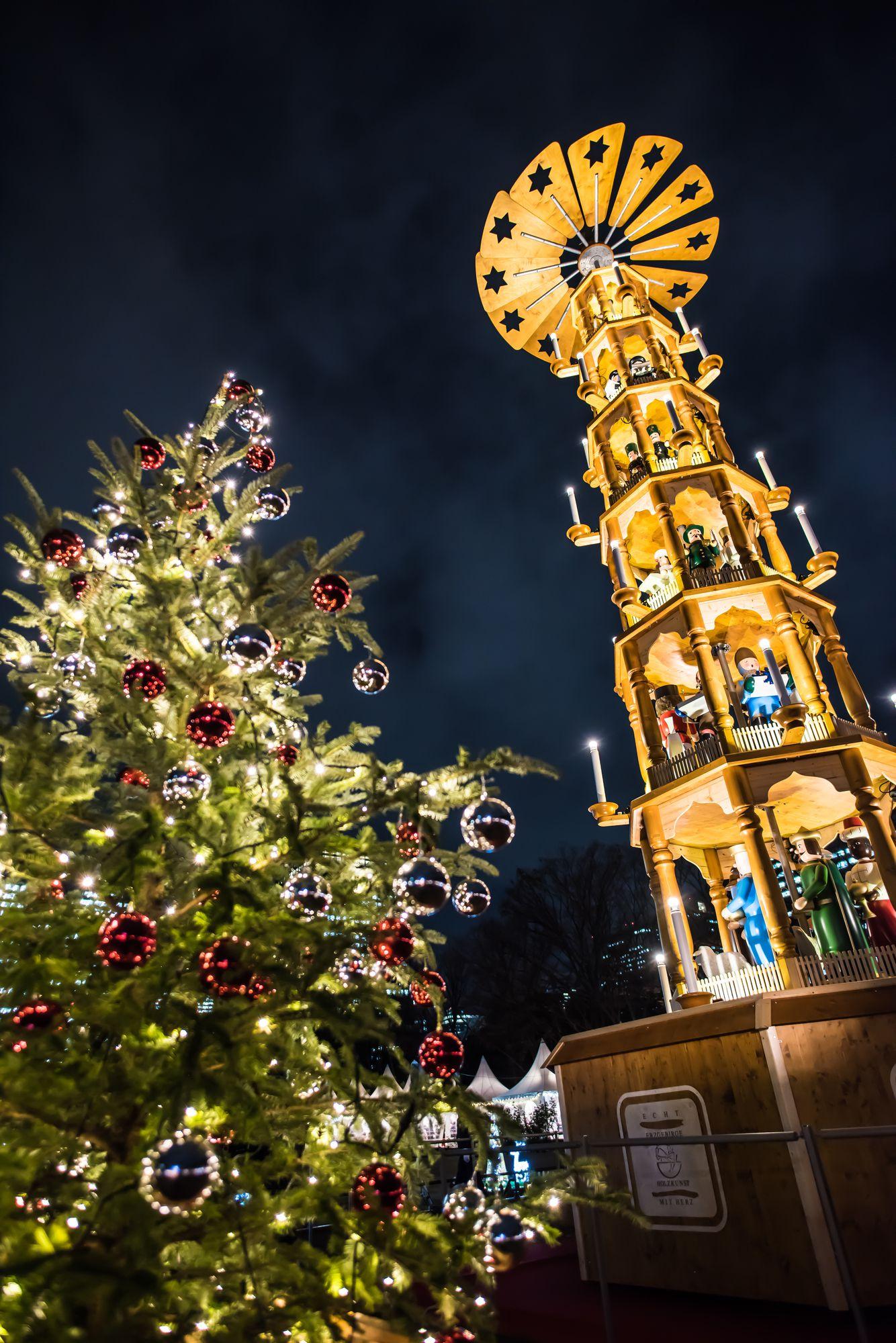 クリスマス マーケット 2020 ドイツ
