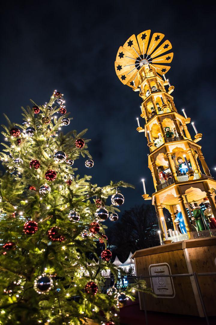 ドイツの本格的なお祭を再現。日比谷公園で「東京クリスマスマーケット2020」開催