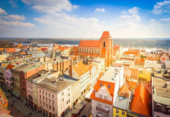 ポーランドの中世都市!世界遺産にも登録された「トルン」の観光地7選