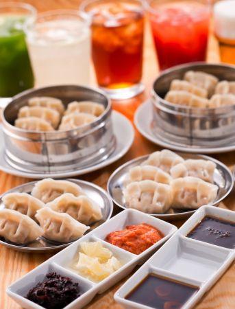 全50通りの味を楽しめる!「日本餃子センター」豪徳寺にOPEN