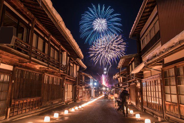 """この冬、歴史を感じる旅に出る。日本国内にある""""風情漂う宿場町""""7選"""