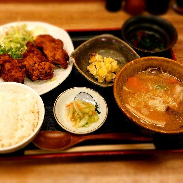 大好きな定食でエネルギーチャージ!東京都内で美味しい定食が食べられるお店7選