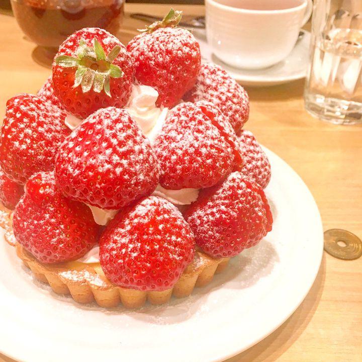 笑顔溢れる究極の幸せなひとときを。美味しすぎる「新宿」ケーキ7選